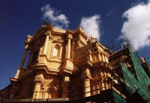 Sizilien 2001
