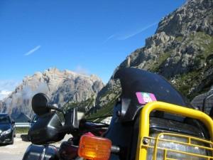 Südtirol August 2010