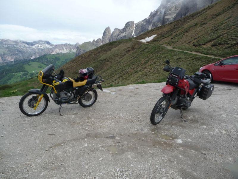 Südtiroltour Juni 2018