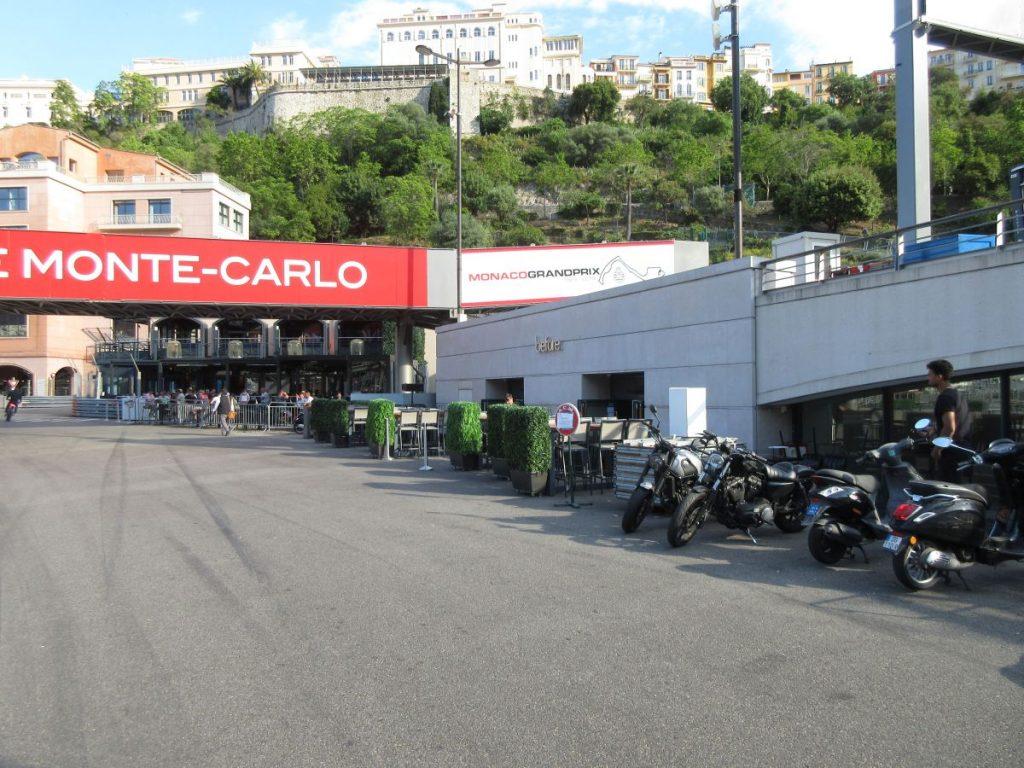 Hafengebiet Monte Carlo
