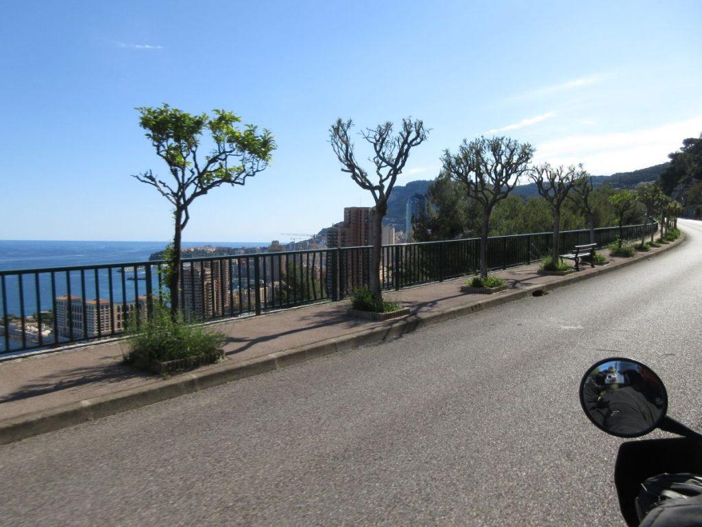 Stadtkulisse Monaco