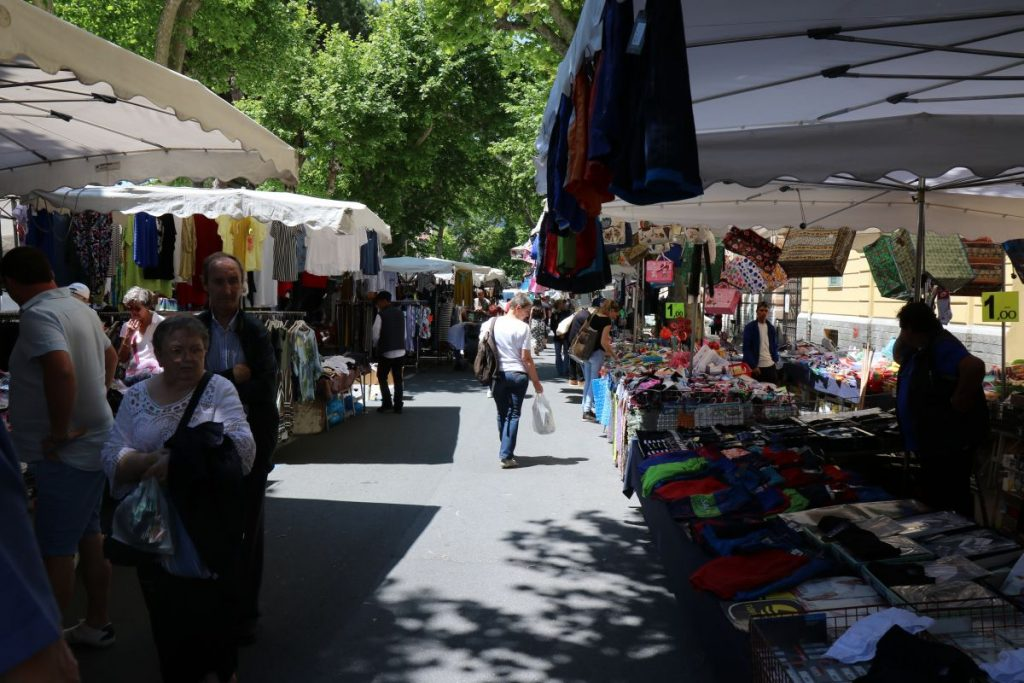 Ventimiglia Markt