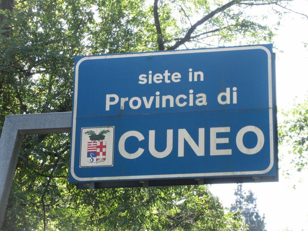 Provinzüberschreitung Cuneo