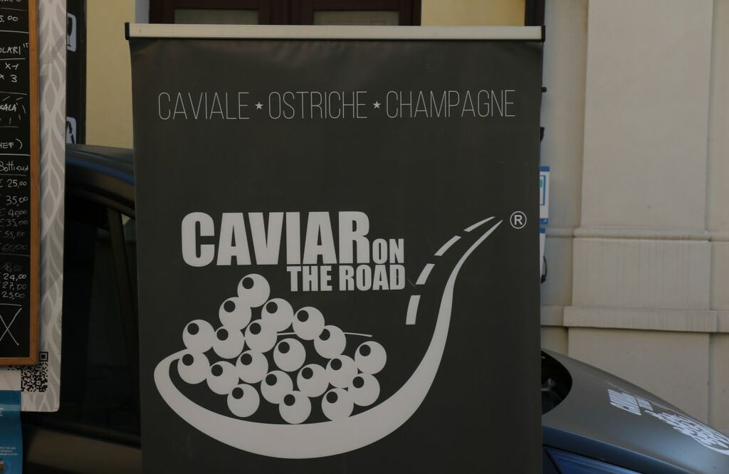 Caviar on the Road